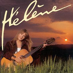 Album Hélène Rollès – Je m'appelle Hélène (1993)
