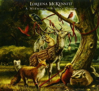 Album A Midwinter Night's Dream – Loreena McKennitt