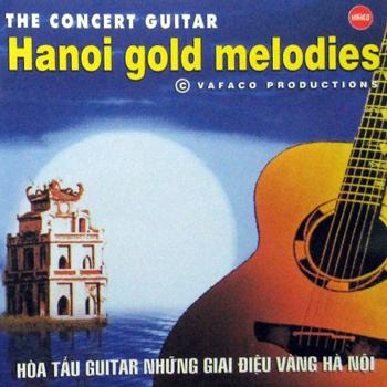 Album Guitar – Hanoi Gold Melodies, Vol.1 (1998)