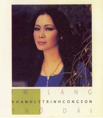 Album Im Lặng Thở Dài – Khánh Ly