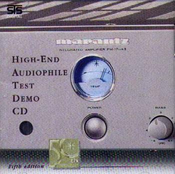 Album Marantz High-End Audiophile Test Demo 5