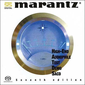 Album Marantz High-End Audiophile Test Demo 7