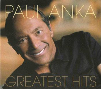 Album Paul Anka – Greatest Hits CD1