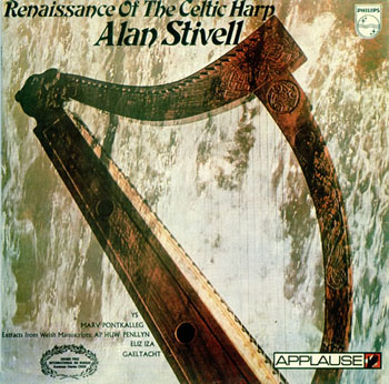 Album Renaissance Of The Celtic Harp – Alan Stivell