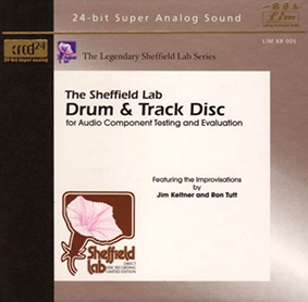 Album The Sheffield Lab Drum & Track Disc