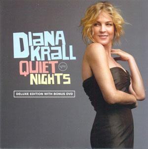 Album Diana Krall – Quiet Nights