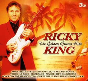 Album RICKY KING-Guitar ´d Amour