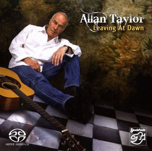 Album Allan Taylor – Leaving At Dawn (2009)