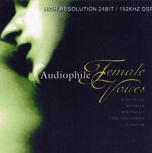 Album Audiophile Female Voice Vol.2