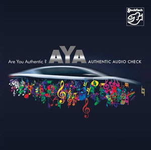 Album Authentic Audio Check – Stockfisch