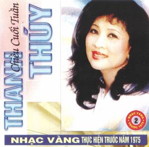 Album Chiều Cuối Tuần – Thanh Thúy (Pre 1975)