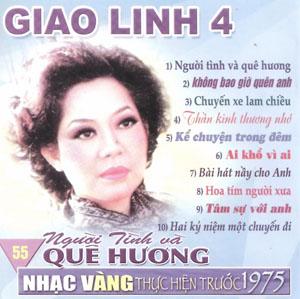 Album Người Tình Và Quê Hương (Pre 1975)