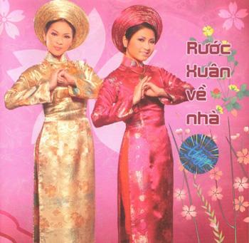Album Rước Xuân Về Nhà (2006)