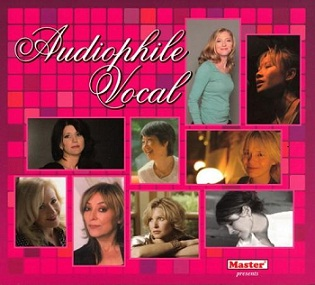 Album Audiophile Vocal MACD (2012)