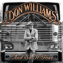 Album Don Williams – And So It Goes (2012)