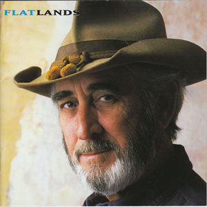 Album Don Williams – Flatlands (1996)