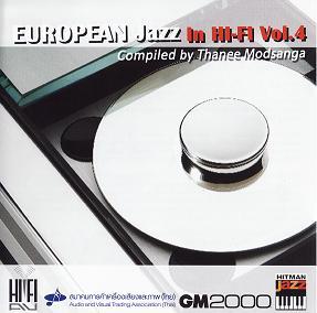 Album European Jazz In Hi-Fi Vol.4 (2010)