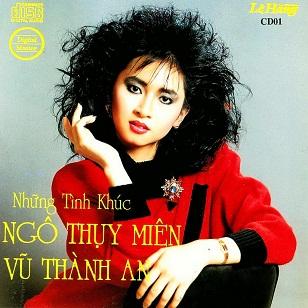 Album Những Tình Khúc Ngô Thụy Miên & Vũ Thành An
