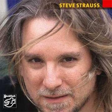 Album Steve Strauss – Just like love (2005)