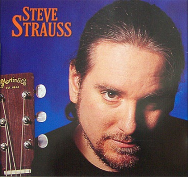 Album Steve Strauss – Powderhouse Road (1998)