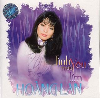 Album Tình Yêu Màu Tím – Hoàng Lan