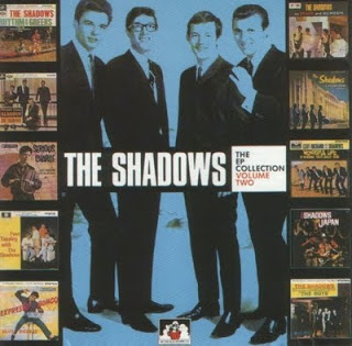 Album Shadows – The E.P.Collection Volume Two