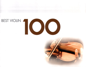 Album 100 best violin (2009)  – Vivaldi