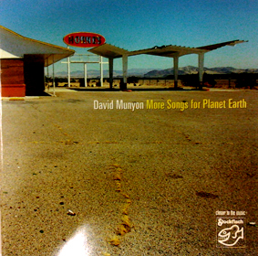 Album David Munyon – More Songs For Planet Earth (2004)