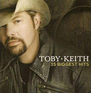 Album 35 Biggest Hits CD2- Toby Keith
