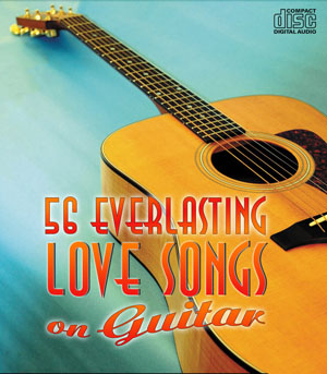 Album 56 Everlasting Love Songs on Guitar Vol4