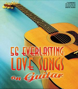 Album 56 Everlasting Love Songs on Guitar Vol4