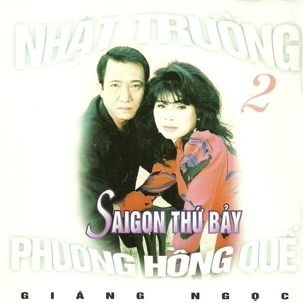 Album Sài Gòn Thứ Bảy – Nhật Trường, Phương Hồng Quế