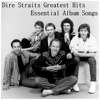 Album Dire Straits Greatest Hits Album Versions Vol.1
