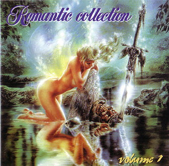 Album Romantic Collection Volume1