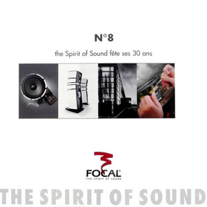 Album Audiophile From FOCAL JMlab No.8