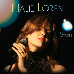 Album Halie Loren – Stages (2012)
