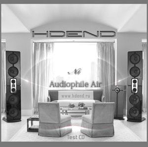 Album HDEND – Audiophile Air 1