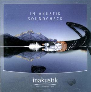 Album In-akustik Soundcheck