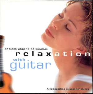 Album Johan Onvlee – Relaxation With Guitar (1998)