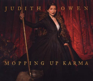 Album Judith Owen – Mopping Up Karma
