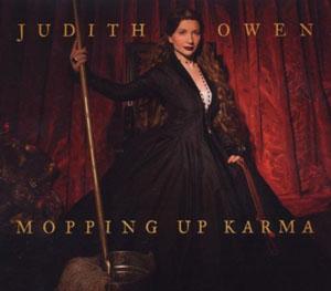 Album Judith Owen – Mopping Up Karma
