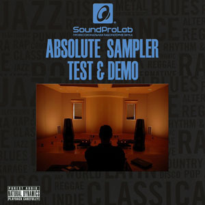 Album SoundProLab Absolute Sampler Test & Demo Part.2