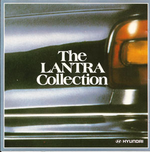 Album The Lantra Collection (The Hyundai Music)
