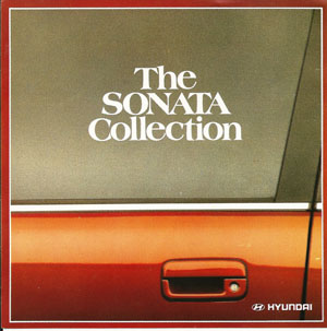 Album The Sonata Collection (The Hyundai Music)
