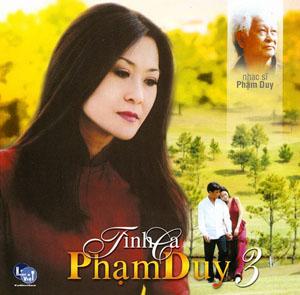 Album Tình Ca Phạm Duy 3