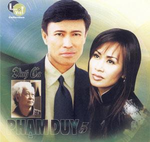 Album Tình Ca Phạm Duy 5