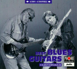 Album Audiophile Best Blues Guitars Vol.6