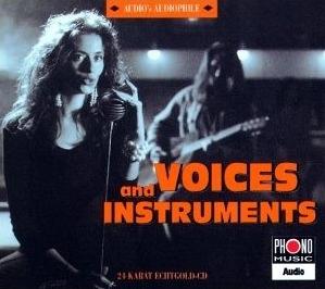 Album Audiophile Voices And Instruments Vol.1
