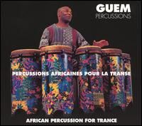 Album African Percussion for Trance