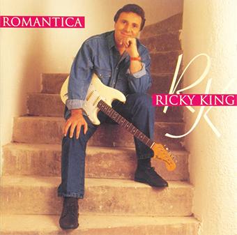 Album Ricky King – Romantica